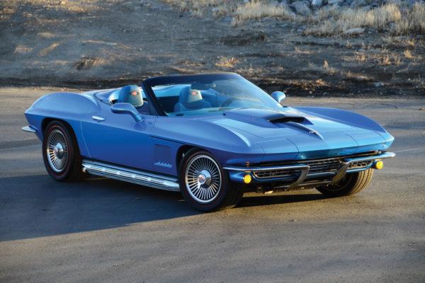 Carbon Corvette D23