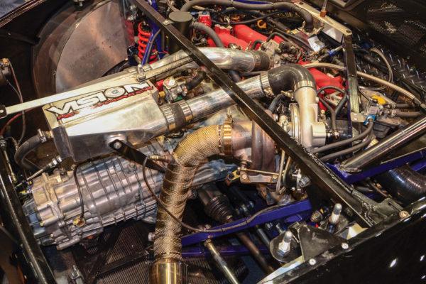 Carbon Parts F1