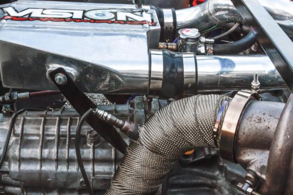 Carbon Parts G15