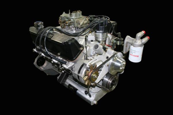 Carroll Shelby Engine