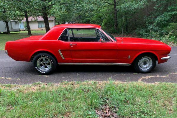 Cheap 65 Mustang 1