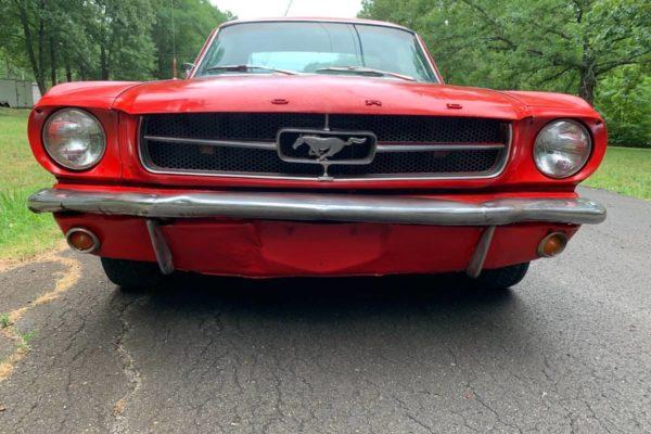 Cheap 65 Mustang 10