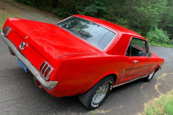 Cheap 65 Mustang 11