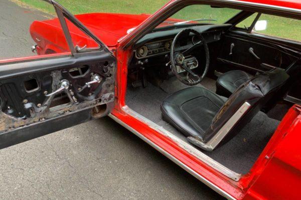Cheap 65 Mustang 3