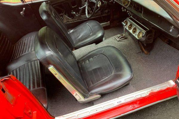 Cheap 65 Mustang 4