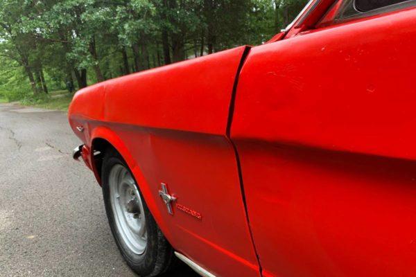 Cheap 65 Mustang 6