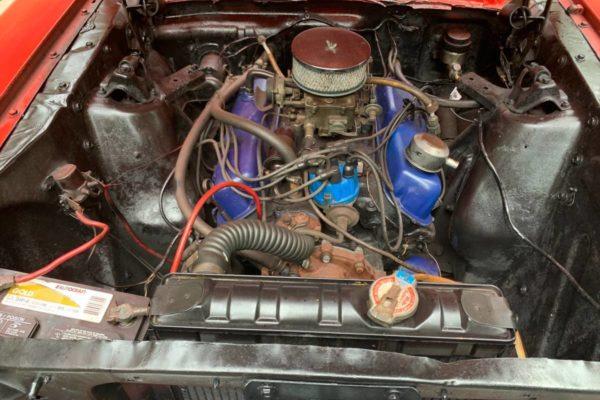 Cheap 65 Mustang 8