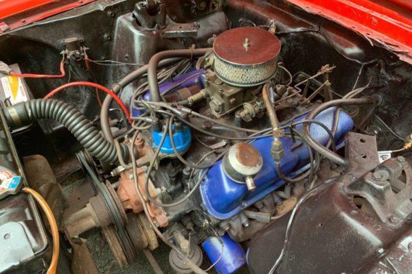 Cheap 65 Mustang 9