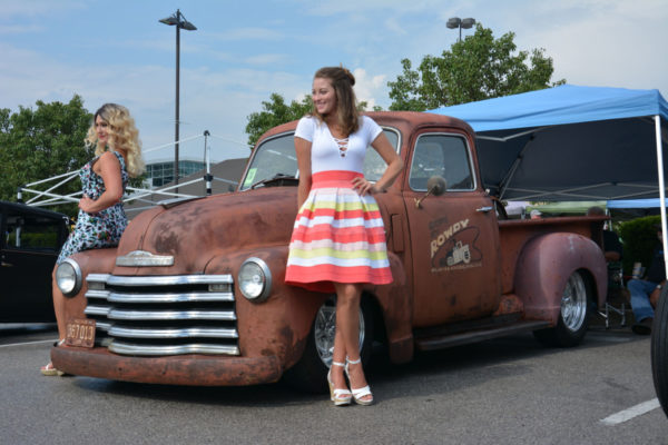 Chevy Truck Girls Nsra