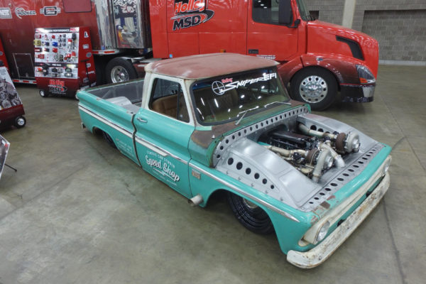 Chevy Truck Nsra