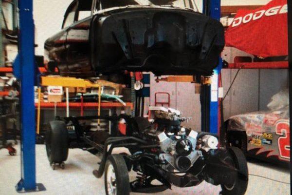 Chevy 210 5