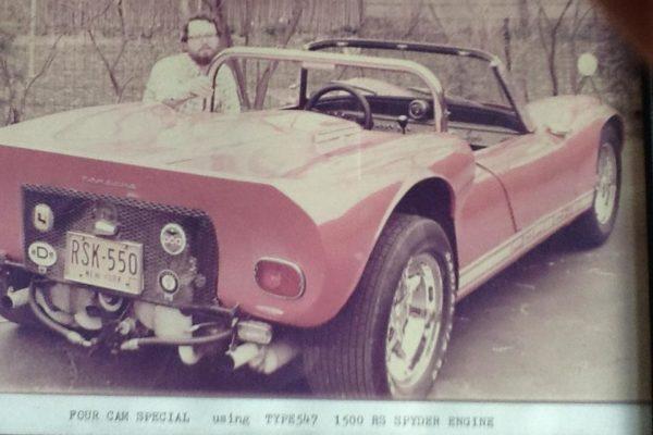 Chinook Racer 14