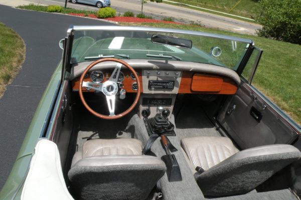 Classic Roadsters Austin Healey Replica 2