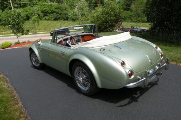 Classic Roadsters Austin Healey Replica 6