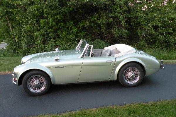 Classic Roadsters Austin Healey Replica 7