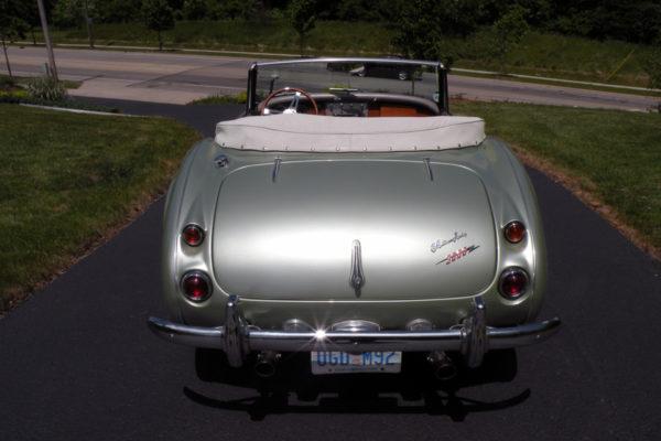 Classic Roadsters Austin Healey Replica 8