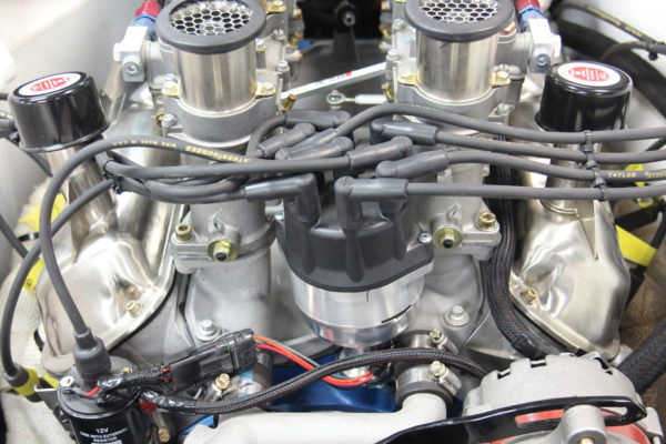 Blueprint engines joins factory five racing reincarnation magazine even though webers can require some extra finessing for optimum performance they have a period cobra blue print engines malvernweather Choice Image