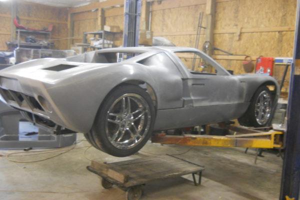 Corvette C5 Suspension 4