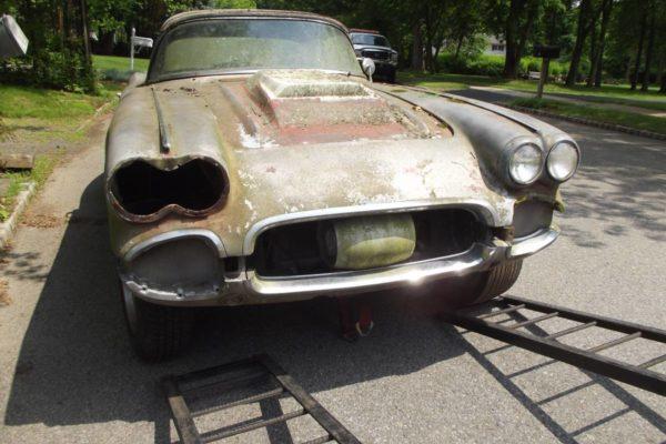 Corvette Gasser 1