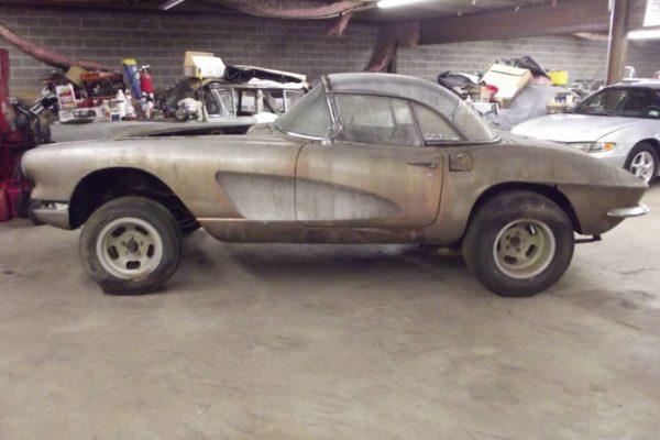 Corvette Gasser 4
