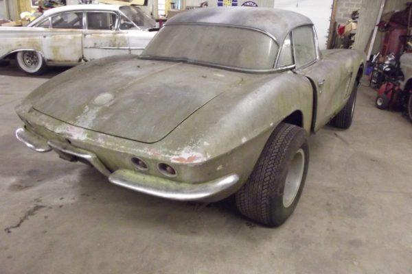 Corvette Gasser 5