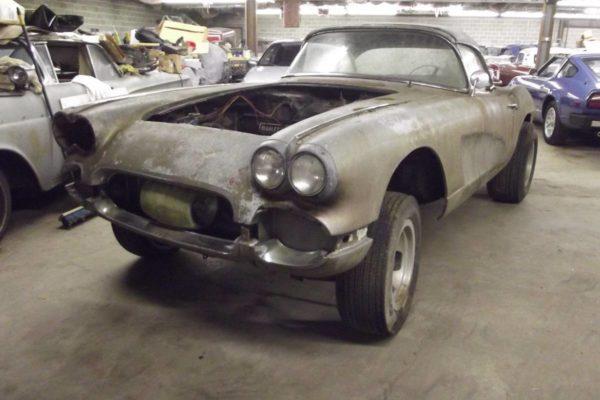 Corvette Gasser 7