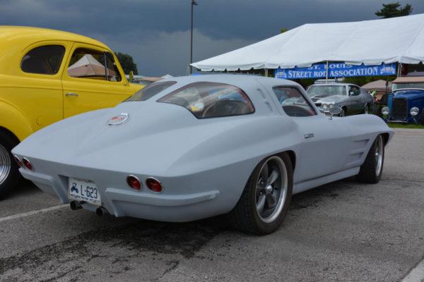 Corvette Nsra