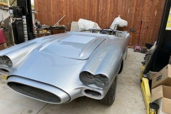 Corvette Xp700