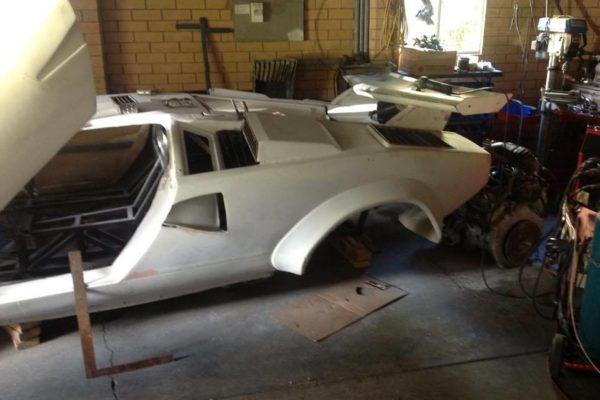 The Build Of A Lamborghini Countach Replica Reincarnation Magazine