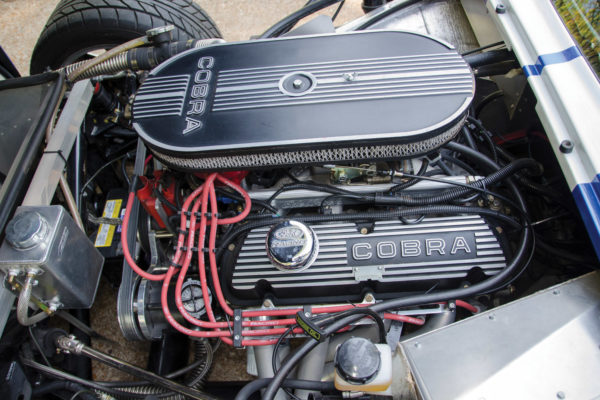 For dependable and long-distance driving, Bob Hassett went with a 331ci Ford Performance engine from Mike Forte, backed by a TREMEC five-speed transmission.
