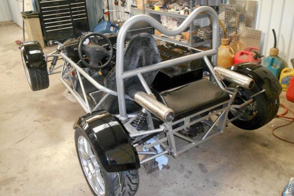 Dove Racing Bmw Powered Mev Atomic 2