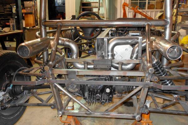 Dove Racing Bmw Powered Mev Atomic 3
