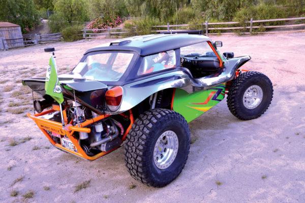 Dual Sport Manx B13