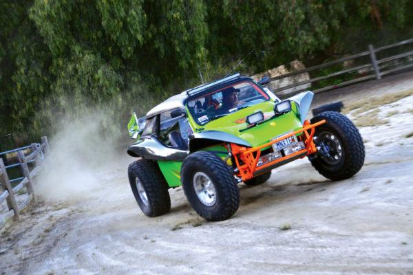 Dual Sport Manx B18