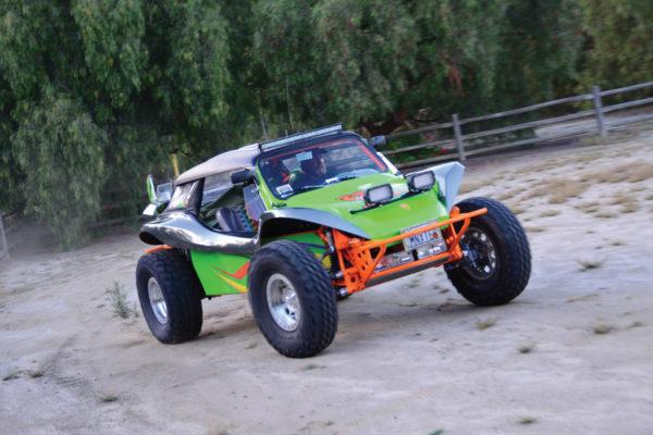 Dual Sport Manx D16