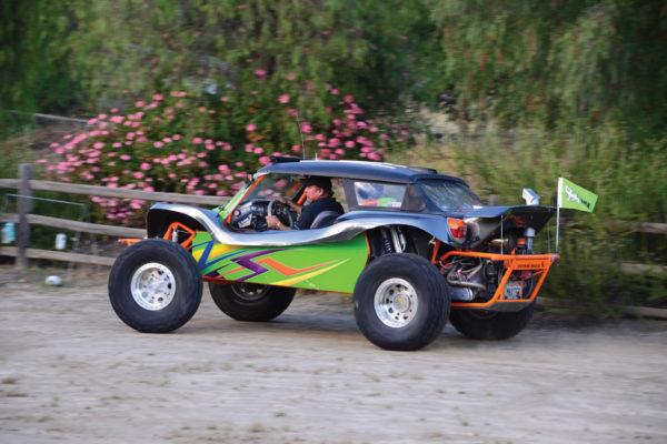 Dual Sport Manx E17