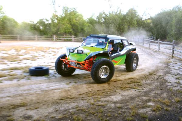 Dual Sport Manx F23