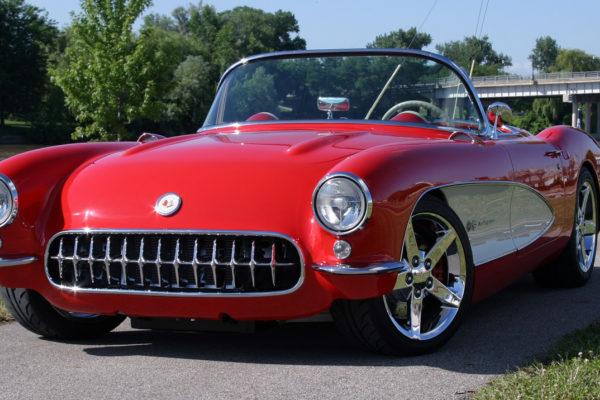 Dynamic Corvettes 1956 Resto Mod