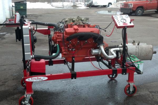 Easy Run Engine Test Run Stand 2
