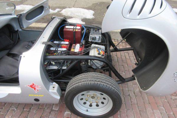 Electric 550 Spyder 2