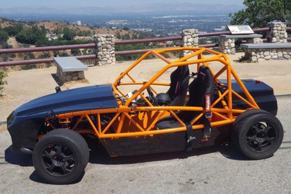 Exomotive Race 1