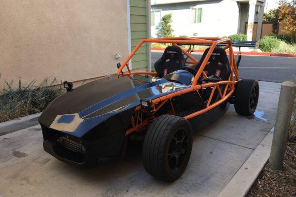 Exomotive Race 11