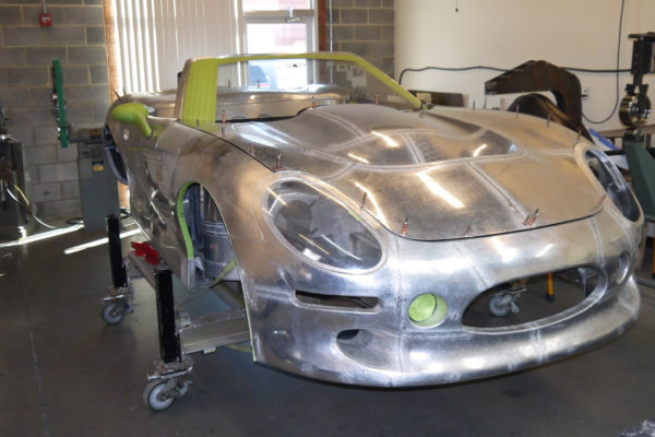 Fii Roadsters Shelby Series Aluminum Frame 1