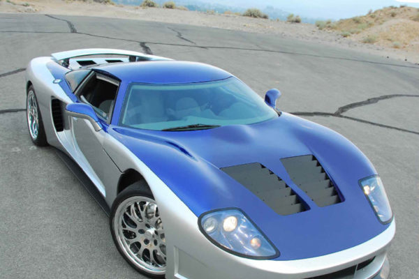 Factory Five Racing Custom Gtm 1