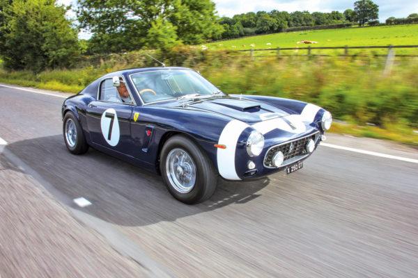 Ferrari 250 B4