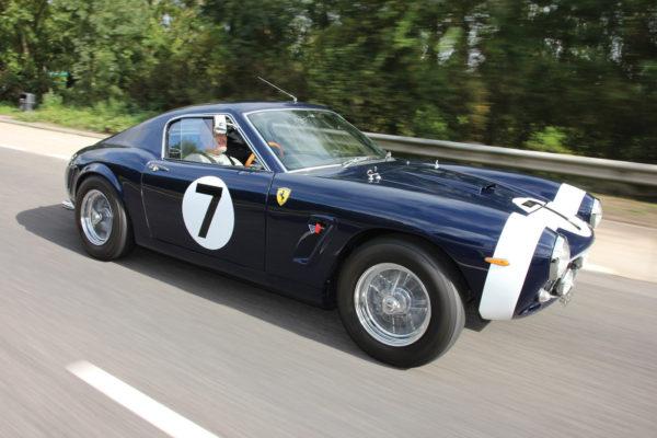 Ferrari 250 E8