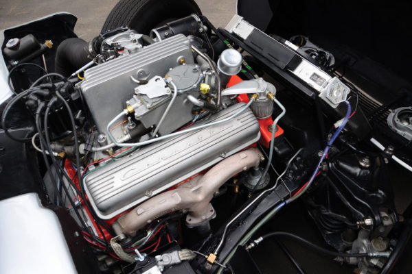 """Developed by Zora Arkus-Duntov and John Dolza, the Rochester Ram-Jet fuel injection still stands as a breakthrough feat of engineering. The Ram-Jet is known for a tall, thin aluminum intake manifold nicknamed the """"dog house."""" Keeping this unit in tune today, though, requires teaching an old dog a few new tricks."""