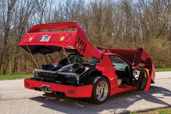 Fiero F40 E21