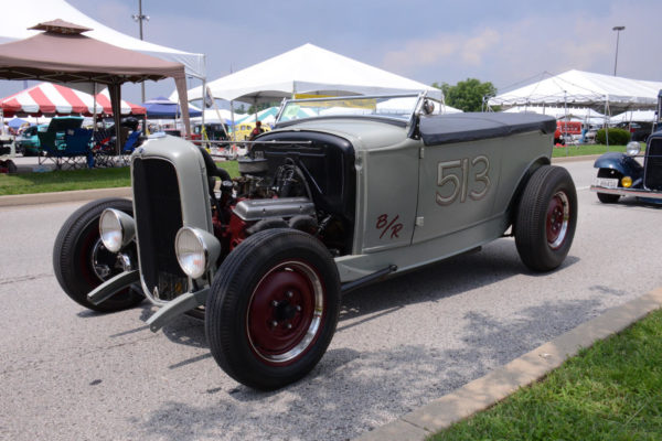 Ford 513 Nsra