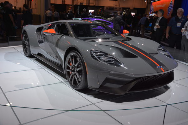 Ford Gt Carbon 1